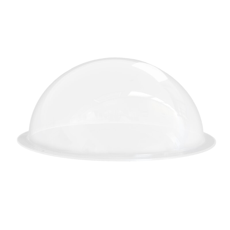 Demi Sphère Plastique transparent diam 500 ep 3 mm