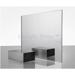 PMMA XT Miroir Argent Brillant ep 3 mm