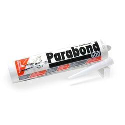 Mastic Colle Ms Polymère Blanc Parabond 600