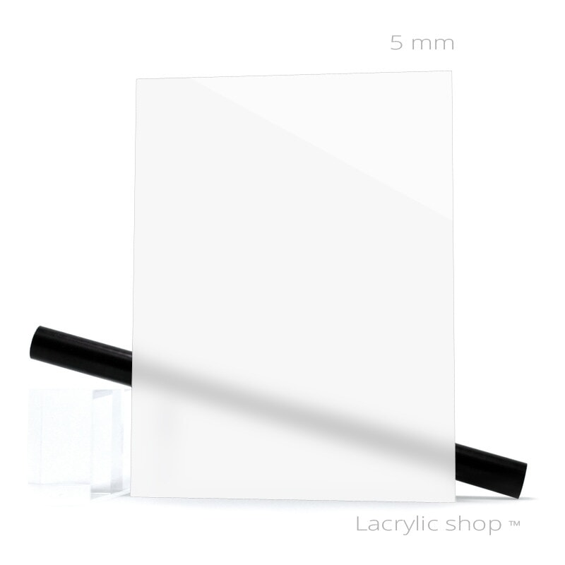 Plaque Plexiglas Blanc diffusant WH02 ep 5