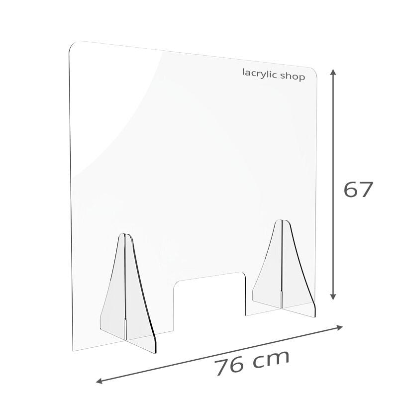 Protection en Plexiglass hygiaphone